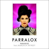 PARRALOX - Paradise (Limited Single CD Edition)