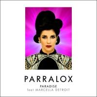 PARRALOX - Paradise (Limited Single CD Edition)