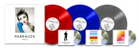 PARRALOX - Singles 1 (Vinyl Super Deluxe Edition) incl. 3 hand signed Bonus CD-Rs